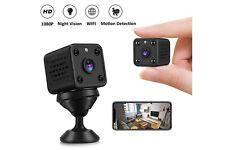 Mini telecamera nascosta 1080P HD WiFi camera con visione notturna spia 110-DA