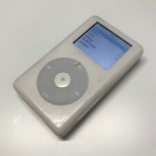 Apple iPod Photo White Classic 60GB - Tested - Working - As Is NO Accessories