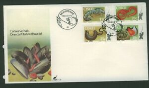 Ciskei 1984 Fishing First Day Cover 1.10