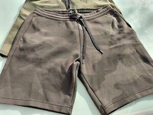 Hollister Shorts Herren Camouflage XL