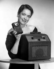 OLD CBS TV PHOTO Portrait Of Cbs Radio Actress Julie Stevens 2