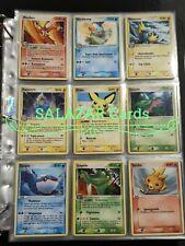 Pokemon Lotto 70 Carte Distinte Set Ex Smeraldo