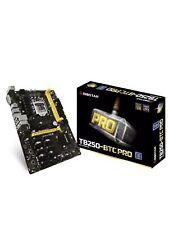 More details for biostar tb250-btc pro lga 1151 intel b250 usb 3.0 mining atx motherboard 12gpu✅