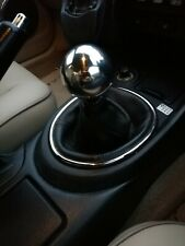 Lexus IS200 & Toyota Altezza Oversize 50mm o/d Solid Stainless Weighted Gearknob