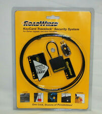 RoadWired KeyCard Travelock Security System for Laptop, Luggage & Other S8885