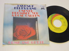 """3rd Avenue Blues Band I never promised You a Rose Garden 7"""" German PictureSleeve"""