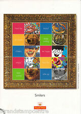 GS-005 - Greetings Commemorative Stamp Sheet - Cat £150 !! (USED).......