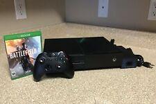 Microsoft Xbox One 500GB Black Console (BUNDLE)