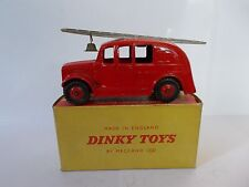 dinky 250 streamlined fire engine vintage boxed