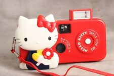 Sanrio Hello Kitty 110 Camera with Flash and Autowind, Nice, Works Great