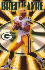 POSTER: NFL FOOTBALL: BRETT FAVRE - GREEN BAY PACKERS -  FREE SHIP #1009  RC51 C