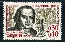 STAMP / TIMBRE FRANCE OBLITERE N° 1373 NICOLAS VAUQUELIN