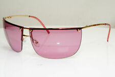 Authentic GUCCI Mens Womens Vintage Sunglasses Gold GG 3652 OOOT9 29667