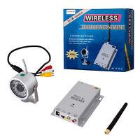 Camera Wireless Non Wi-Fi Night Vision Transmission and Reception