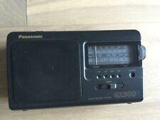 gepflegtes Kofferradio/Weltempfänger,4 Band Radio von Panasonic GX 500