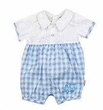 Summer Checked Outfits & Sets (0-24 Months) for Boys
