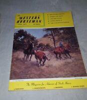 Vintage 1973 Western Horseman Magazine April 1973