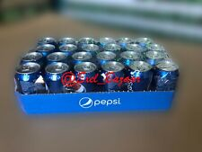 Pepsi 24 x 330ml Cans (1 Case) - Soft Drink - Fizzy Soda