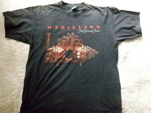 MARILLION THIS STRANGE TOUR 2 SIDED XL T-SHIRT, PRE WORN?
