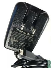OEM BLACKBERRY Cell Phone AC Power Supply Adapter PSM04A-050RIM ASY-07040-001