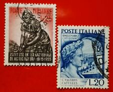Italy Old stamps used 2v #132