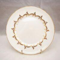 "Royal Tuscan England Fine Bone China GOLDEN REGENCY Salad Plate(s) 8 1/4"""