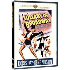 Lullaby Of Broadway - DVD - 1950 - Doris Day, Gene Nelson, Billy De Wolfe