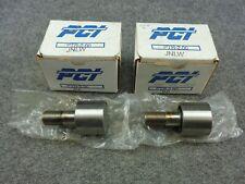 Lot Of 2 New Unused Pci Ptr 200 Jnlw Plain Track Roller Bearing 2across