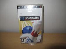 BRUNSWICK PRO BOWLING - SONY PSP NEW SEALED PAL