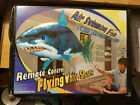 Air Swimmers Inflatable Flying Shark, Remote-Controlled, Never Used