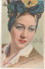 "Image / programme—Film ""Rosas de otoño""—M. F. Ladron de Guevara—Espagne—1949"