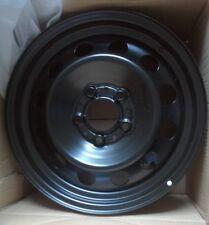 36111095013 Cerchio in lega acciaio nero 7JX16 ET:47 -ORIGINALE- BMW 3' E46