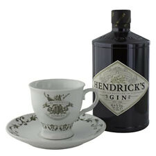 Hendrick's Gin Tea Cup & Saucer - Gift Boxed