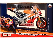 MAISTO 31406 1:10 2014 MOTOGP REPSOL HONDA MARC MARQUEZ  #93 DIECAST MOTORCYCLE