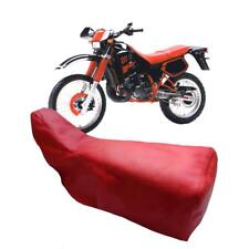 YAMAHA DT125R 1988-2003 DT200R 1988-1995 PLAIN RED SEAT COVER