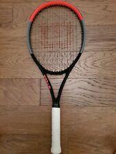 Wilson Clash 100 PRO 4 3/8 grip, strung, near mint excellent condition
