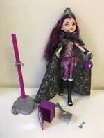 Ever After High Legacy Day Raven Queen Doll and accessories EUC