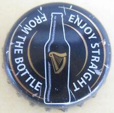 Guinness Stout Bottle Cap s//n Silkscreen Art Print Dublin Ireland beer ale lager