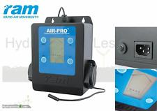 Ram Air-Pro Ii Controlador de velocidad del ventilador doble de la velocidad del ventilador silencioso Clima Temperatura