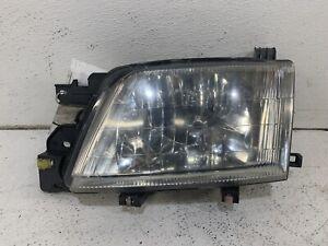 2001-2002 Subaru Forester left driver headlight headlamp head light lamp FLAWS
