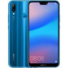 Huawei P20 Lite ANE-LX3 32GB Unlocked GSM Phone - Klein Blue