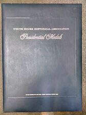 WHITE HOUSE 38 PRESIDENTIAL MEDALS 1ST EDITION PROOF SET STERLING SILVER DBW