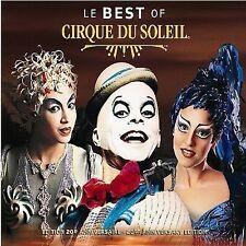 Cirque Du Soleil - LE BEST OF CIRQUE DU SOLEIL CD - New