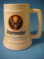 Bicchiere Della Birra Stein Tazza Mug in Ceramica ~ Jagermeister Liquore