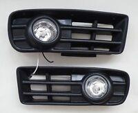 FOG LIGHTS LAMP SET FOR VW GOLF 4 MK4 GT GTI TD ALL 1997-2003 NEW