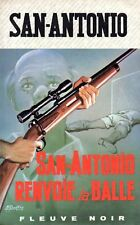 SAN ANTONIO 238 / RENVOIE LA BALLE / 1968