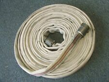 """ACTION 1"""" NH x 50 ft double jacket FIRE HOSE"""