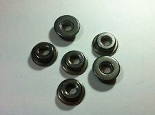 SHS 6mm Full Metal Oil Store Steel Bushings For Airsoft AEG Gearbox Upgrade