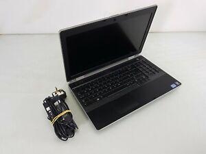 Dell Latitude E6530 15.6 in Laptop i7-3720QM 2.60 GHZ 8GB 750 GB HDD Win 10 Pro