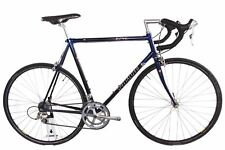 USED Specialized Epic Comp 58cm Carbon Road Bike 2x8 Speed Shimano 105 Blue